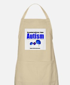 Be patient with me Apron