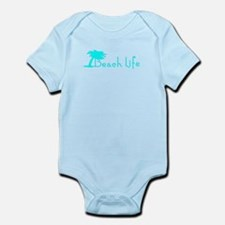 Beach Life (Turquoise) Body Suit