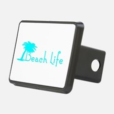 Beach Life (Turquoise) Hitch Cover
