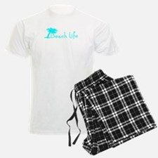 Beach Life (Turquoise) Pajamas
