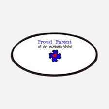 Proud Parent of an Autistic child Patches