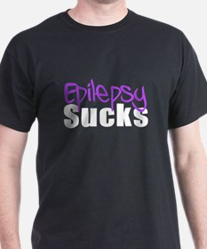 Epilepsy Sucks T-Shirt