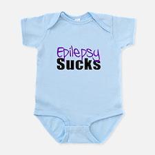 Epilepsy Sucks Infant Bodysuit