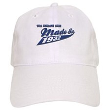 Made in 1932 Baseball Cap