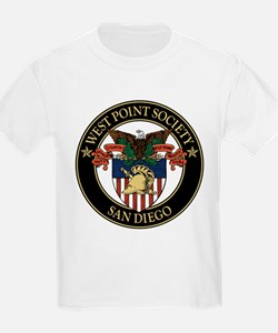 West Point Society of San Diego T-Shirt