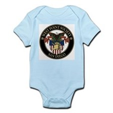 West Point Society of San Diego Body Suit