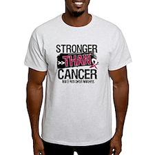 Stronger Head Neck Cancer T-Shirt