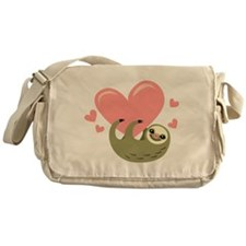 Sloth 3 Messenger Bag