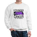 Stronger Than GIST Cancer Sweatshirt