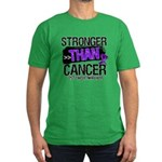 Stronger Than GIST Cancer Men's Fitted T-Shirt (da