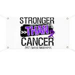 Stronger Than GIST Cancer Banner