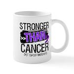 Stronger Than GIST Cancer Mug