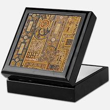 Book of Kells Keepsake Box