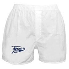Made in 1962 Boxer Shorts