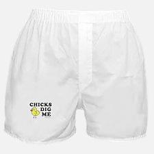 Chicks dig me -  Boxer Shorts