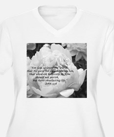 For God So Loved Plus Size T-Shirt