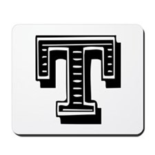 T Mousepad