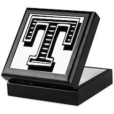 T Keepsake Box