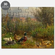 Little Swimmers Puzzle