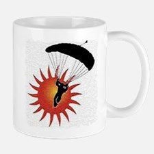 Sunset Skydive Small Small Mug