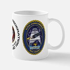 USS Concordia Mug