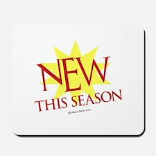 New this season  Mousepad