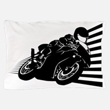 Motorcycle Pillow Case