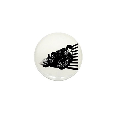 Motorcycle Mini Button (10 pack)