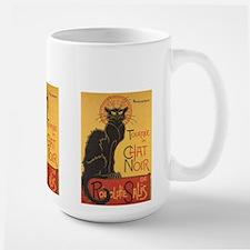 Chat Noir Large Mug Mugs