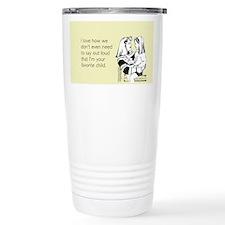 Favorite Child Travel Mug