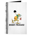 Beer Frame Bowling Journal