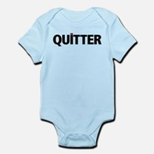 QUITTER Body Suit