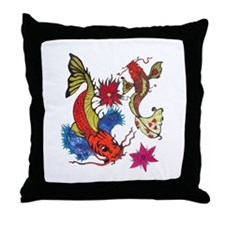 Anthony Lehsten Throw Pillow