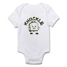 Knuckle Sandwich! Infant Bodysuit