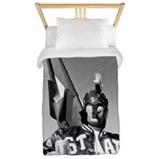 Enlightened Spartan Twin Duvet