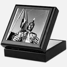 Enlightened Spartan Keepsake Box