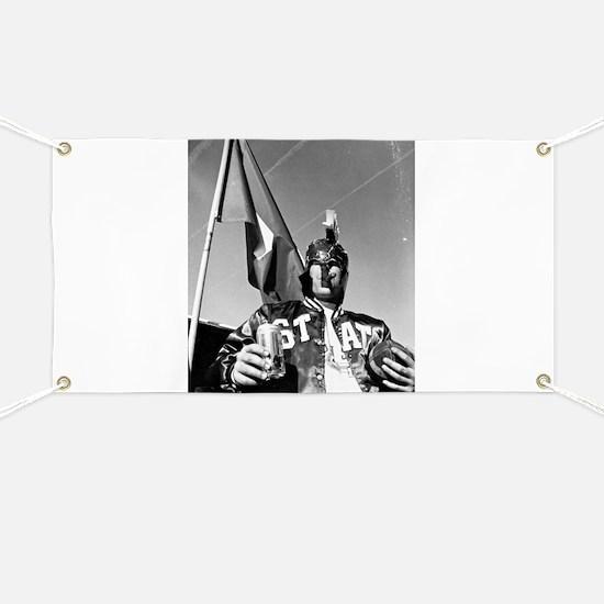 Enlightened Spartan Banner