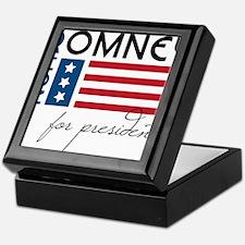 Romney Ryan For President Keepsake Box