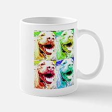 I Love Pitbulls Mug
