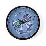 MediaMiner.org Anime Resourse Wall Clock