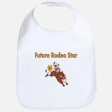 Future Rodeo Star Bib