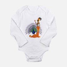 Oshun Long Sleeve Infant Bodysuit