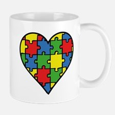 Autism Puzzle Mug