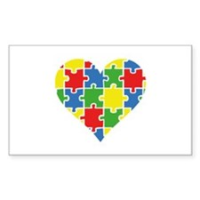 Autism Puzzle Decal