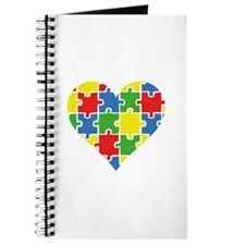 Autism Puzzle Journal