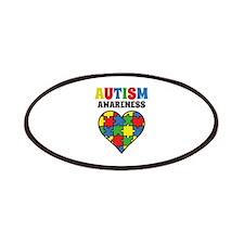 Autism Puzzle Patches