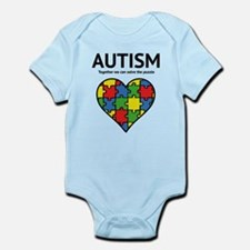 Autism - Together we can solve the puzzle Infant B