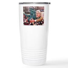 Clinton Politics Travel Mug