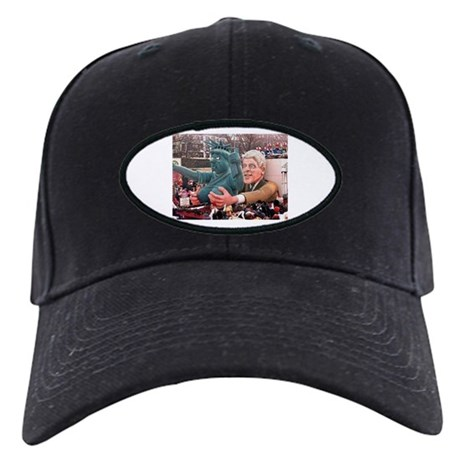 Clinton Politics Black Cap