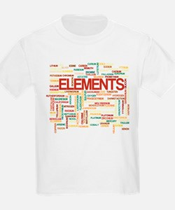 Chemical Elements T-Shirt